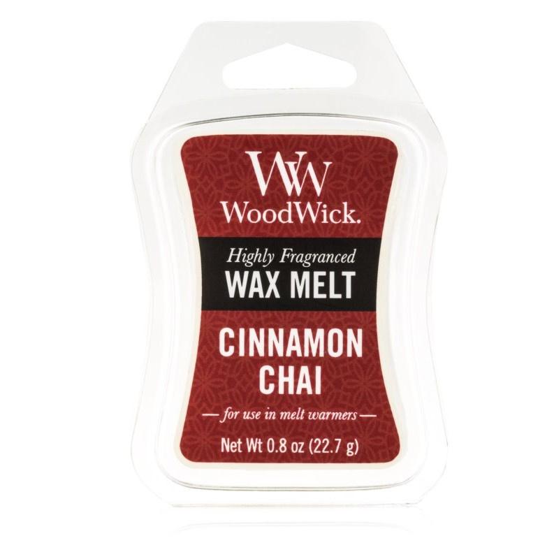 Woodwick Wax Melt Cinnamon Chai
