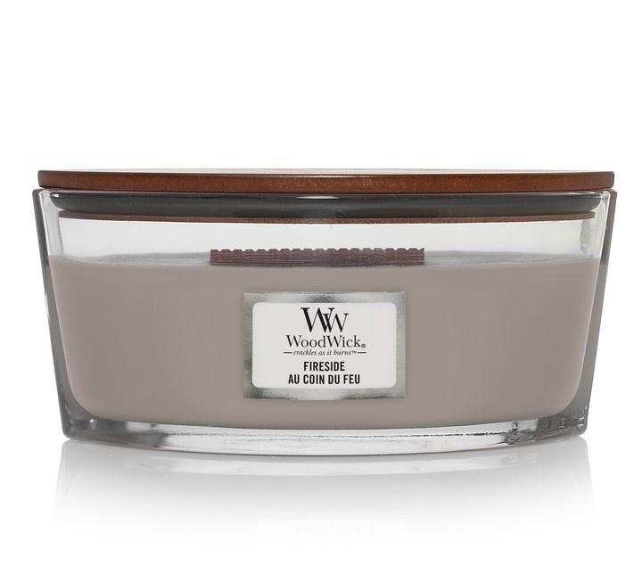 Woodwick Warm Wool [ellipse]