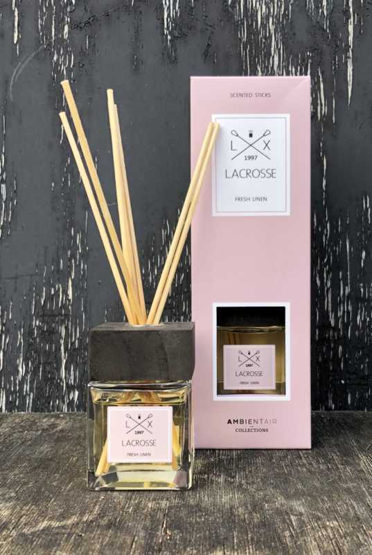 LACROSSE REED DIFFUSER FRESH LINEN