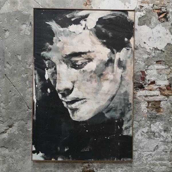 Canvas lijst Face 3