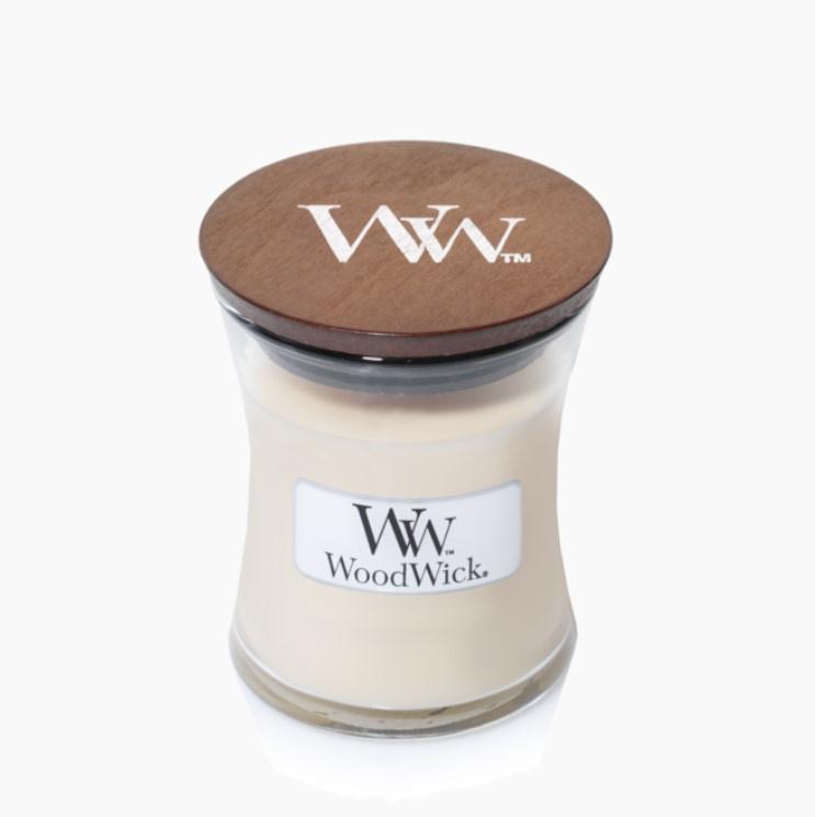Woodwick Vanilla Bean [klein]