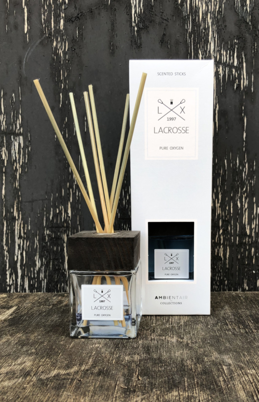 LACROSSE REED DIFFUSER PURE OXYGEN