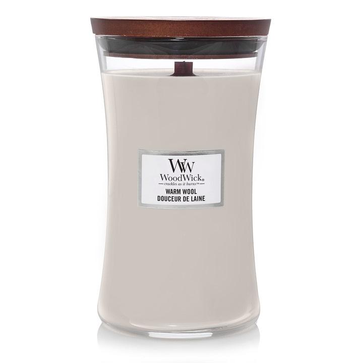 Woodwick Warm Wool [groot]