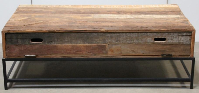 Salontafel Truckwood