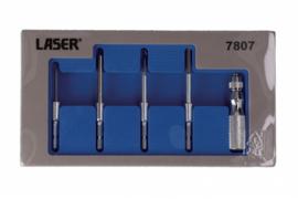 Superseal - Supaseal stekkertrekker, Laser