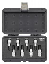 """Sonic BMCS Torx doppenset 1/2"""" 300817"""
