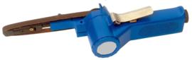 Huismerk powerfile (mini bandschuurmachine) pneumatisch