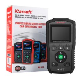 iCarsoft MERCEDES V1.0 scanner / foutcodelezer