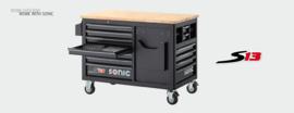 Sonic S13 gereedschapswagens