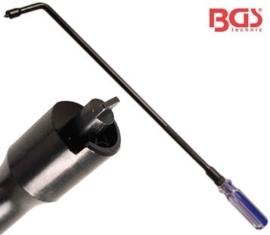 Haakse carburateur schroevendraaier, BGS