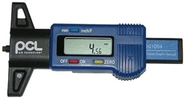 BGS bandenprofielmeter, digitaal