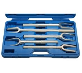 BGS stuurkogel en fusee vorken set (5 delig)
