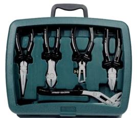 5 Delige PROFI  tangenset in koffer