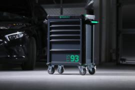 Stahlwille 93/6A gereedschapswagen 120 dlg