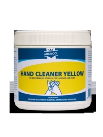 Americol Yellow garagezeep / handcleaner, pot 600ml