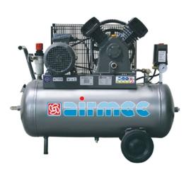 Airmec KP050400M compressor, 50L 2 cilinder