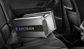 AIR 2 SAN - Interieur ontsmettings apparaat