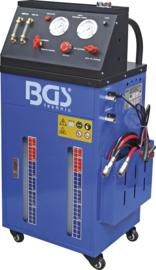 BGS Transmissie flush apparaat, mobiel