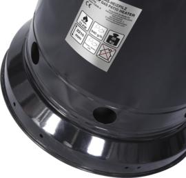 BGS terras heater / patio heater