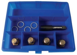 Carterplug reparatie sets, Midlock