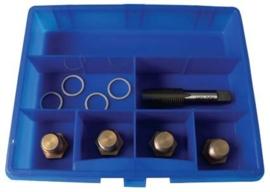 Carterplug reparatie sets, Midlock