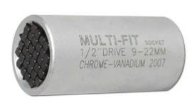 Multifit dopsleutel Laser Tools