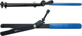 Koppelingskorf blokkeer gereedschap (ronde pennen), BGS