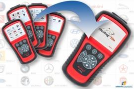 Autel MaxiDiag Elite MD802: 40 merken scanner (4 in 1)