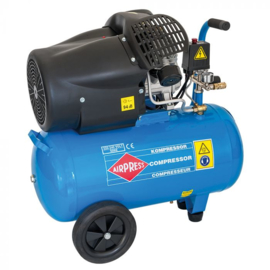 Airpress HL425/50 V-twin compressor