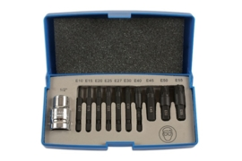 Torx extractor set XL, Laser Tools