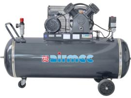 Airmec KP150400M compressor, 150L 2 cilinder
