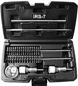 Midlock IRS-7 Injector en verstuiver zitting / schacht reinigings set