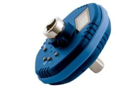 Moment en hoekverdraaiings-meters digitaal, Laser