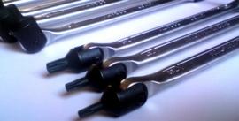 Unior torx en inbus kniesleutels, per stuk