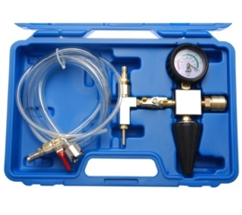 Koelvloeistof vul systeem pneumatisch, BGS