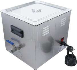 BGS PRO ultrasoonreiniger 15 Liter