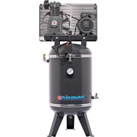 Airmec CFMV 102, staande 10 bar 100L compressor