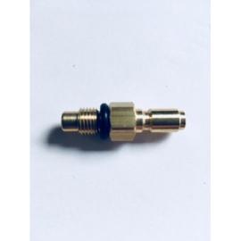 M9 compressiemeter adapter / gloeibougie adapter Opel / GM / Fiat