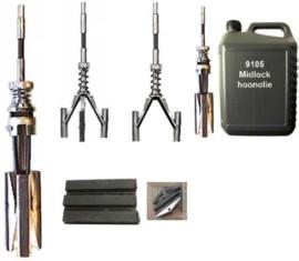 Hoon apparaat master kit, Midlock
