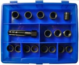 Meer bougie schroefdraad reparatie sets van Midlock