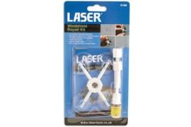 Ruit reparatie set, Laser Tools