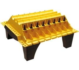Cilinderkop onderdelen organiser, BGS