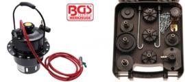 BGS overdruk remontluchter systeem + adapter set