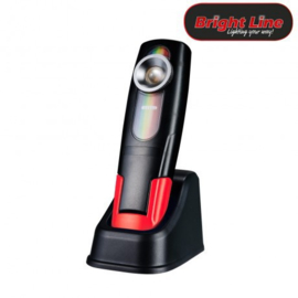 Brightline LED detailing lamp + docking station