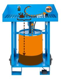 IBS onderdelenreiniger F2