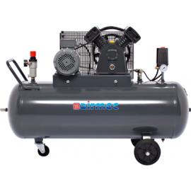 Airmec KP150400P compressor, 150L 2 cilinder