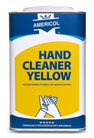 Americol Yellow garagezeep / handcleaner, 4.5 liter blik