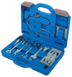 laser tools radiotrekker / Audio demontage set