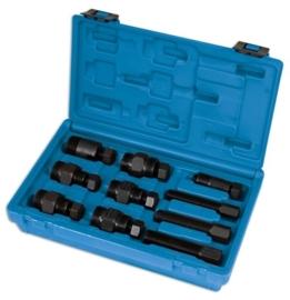 Laser Tools vliegwieltrekker set (motor + brommer) Z-4862