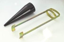 Ashoes installatie gereedschap / ashoezenspreider, handmatig